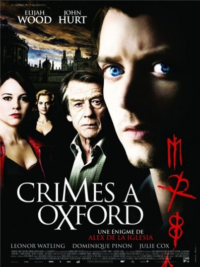 Убийства в Оксфорде / The Oxford Murders
